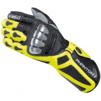 RĘKAWICE HELD PHANTOM II BLACK/FLUO YELLOW
