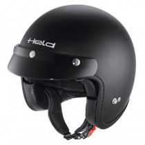 KASK HELD BLACK BOB BLACK MATT