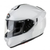 KASK AIROH ST701 WHITE GLOSS XS