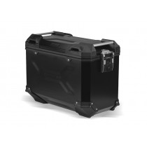 KUFER TRAX ADVENTURE ALU-BOX 45L (L) BLACK PRAWA STRONA SW-MOTECH