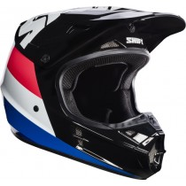 Kask cross enduro SHIFT WHIT3 Tarmac Black