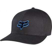 CZAPKA Z DASZKIEM FOX LEGACY BLACK/BLUE L/XL