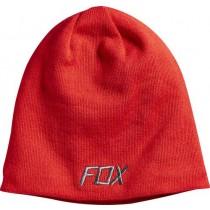 CZAPKA ZIMOWA FOX SABER BEANIE RED OS