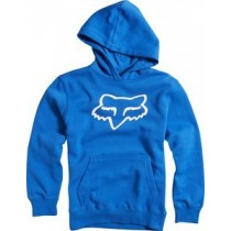 BLUZA FOX JUNIOR Z KAPTUREM LEGACY BLUE YXL
