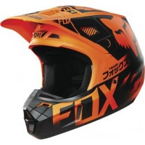KASK FOX V-2 UNION ORANGE XL