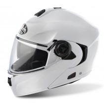 KASK AIROH RIDES WHITE GLOSS S