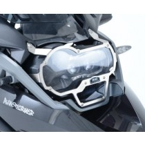 OSŁONA REFLEKTORA (DO JAZDY DZIENNEJ) BMW R1200GS 13- / R1200GS ADVENTURE 13- STAL NIERDZEWNA
