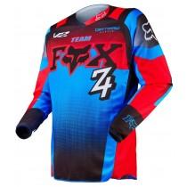 Bluza motocyklowa FOX 180 IMPERIAL JSY BLUE rozmiar L