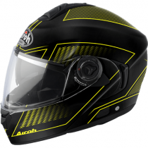 KASK AIROH RIDES LAND YELLOW MATT S