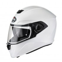 KASK AIROH STORM COLOR WHITE GLOSS