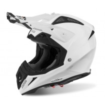 Kask crossowy AIROH AVIATOR 2.2 COLOR WHITE GLOSS rozmiar XS
