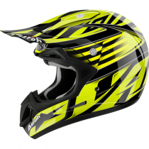 KASK AIROH JUMPER ASSAULT YELLOW GLOSS M