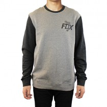 BLUZA FOX KNOCKOUT BLACK L
