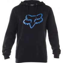 BLUZA FOX Z KAPTUREM LEGACY FOX HEAD BLACK/BLUE XL