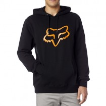 BLUZA FOX Z KAPTUREM LEGACY FOX HEAD BLACK/ORANGE XXL