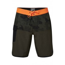 BOARDSHORT FOX CAMINO SPLICED HEATHER MILITARY