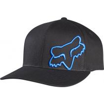 CZAPKA Z DASZKIEM FOX FLEX 45 BLACK/BLUE S/M