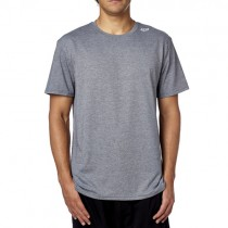 T-SHIRT FOX FLIP SHOT HEATHER GRAPHITE XL