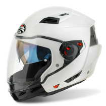 KASK AIROH EXECUTIVE WHITE GLOSS XS