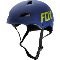 KASK ROWEROWY FOX FLIGHT HARDSHELL BLUE MATT L
