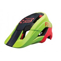 KASK ROWEROWY FOX METAH FLO YELLOW L/XL