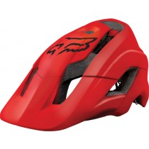 KASK ROWEROWY FOX METAH RED L/XL