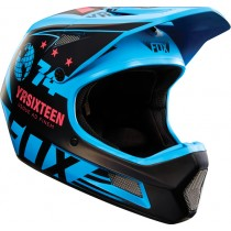 KASK ROWEROWY FOX RAMPAGE COMP UNION BLUE XL
