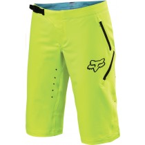 SPODENKI FOX LADY FREERIDE FLO YELLOW L