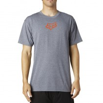 T-SHIRT FOX TOURNAMENT HEATHER GRAPHITE S