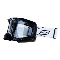 GOGLE OZONE DUST MX WHITE/BLACK