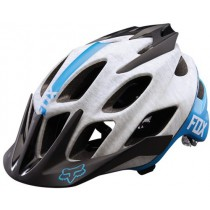 KASK ROWEROWY FOX LADY FLUX HELMET BLUE L/XL