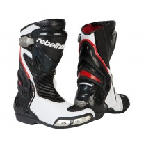 BUTY REBELHORN RIVAL BLACK/WHITE
