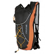 PLECAK OZONE DIRT BLACK/ORANGE OS