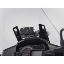 MOCOWANIE GPS Z AMORTYZACJĄ DRGAŃ BLACK KAWASAKI VERSYS 1000 (15-) SW-MOTECH