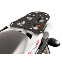 STEEL-RACK STELAŻ POD KUFER CENTRALNY TRAX ORAZ T-RAY BMW R 1150 GS ADVENTURE (02-05) SW-MOTECH