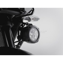 ZESTAW MONTAŻ. LAMP HAWK-LIGHT BLACK KAWASAKI VERSYS 1000 (15-) SW-MOTECH