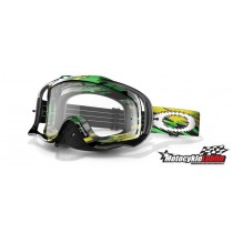 Gogle Oakley CROWBAR Fastline Yellow/Green