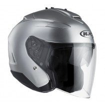 KASK HJC IS-33 II SEMI FLAT CR SILVER