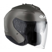 KASK HJC IS-33 II SEMI FLAT TITANIUM