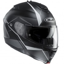 KASK HJC IS-MAX II MINE BLACK/WHITE