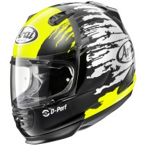KASK ARAI REBEL SPLASH GREEN M