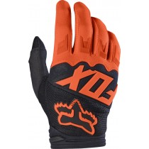 RĘKAWICE FOX JUNIOR DIRTPAW ORANGE YXS