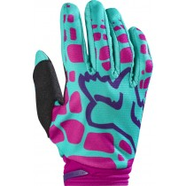 RĘKAWICE FOX LADY DIRTPAW PURPLE/PINK L