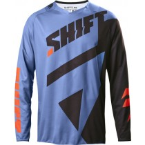 BLUZA SHIFT 3LACK MAINLINE BLUE M