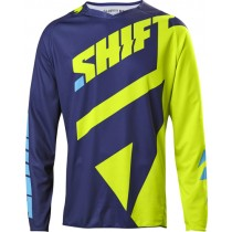 BLUZA SHIFT 3LACK MAINLINE FLO YELLOW M