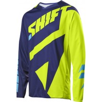 BLUZA SHIFT 3LACK MAINLINE FLO YELLOW