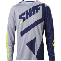BLUZA SHIFT 3LACK MAINLINE GREY M