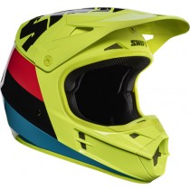 KASK SHIFT WHIT3 TARMAC FLO YELLOW