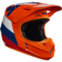 Kask crossowy SHIFT WHIT3 TARMAC ORANGE