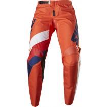 Spodnie motocyklowe SHIFT WHIT3 TARMAC ORANGE rozmiar 28/XS